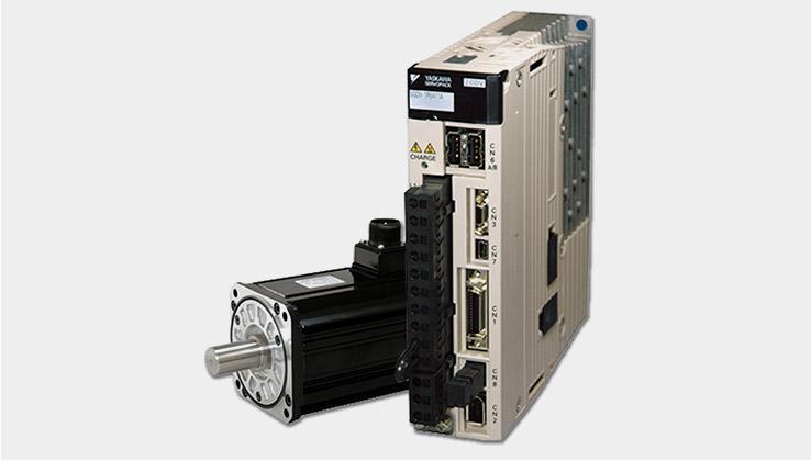 安川伺服电机