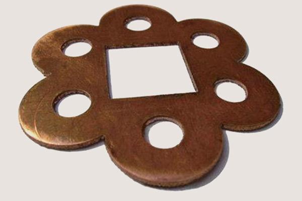 铜切割样品图1