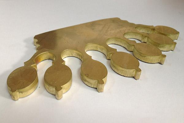 铜切割样品图2