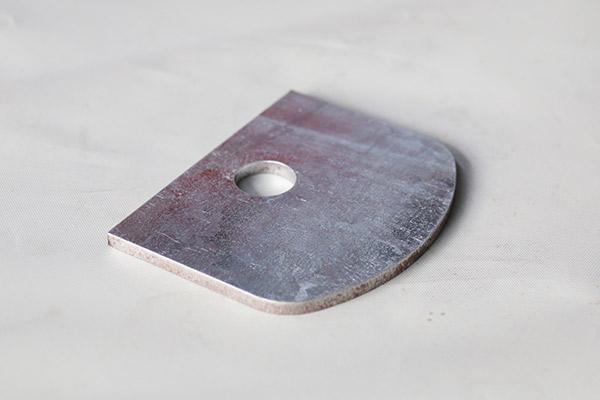 镀锌板切割样品图3