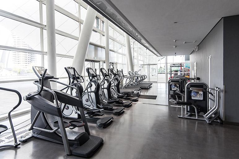 激光切割机在健身器材行业的应用
