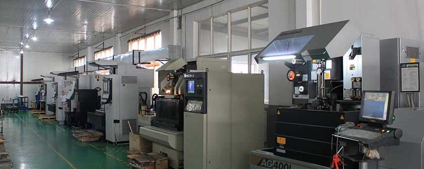 美国著名磨具厂商引进光纤激光切割机提高加工效率