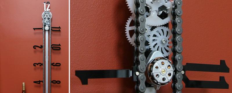 创意时钟,创意表,创意激光切割项目,