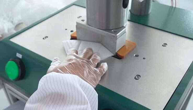 超声波焊接头