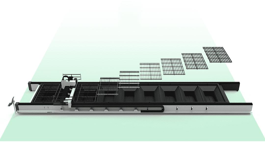 单平台模块化设计