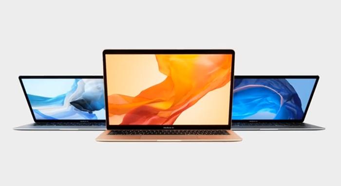 苹果电脑的显示屏幕