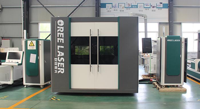 OR-P全防护光纤激光切割机