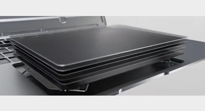 电脑的金属零部件