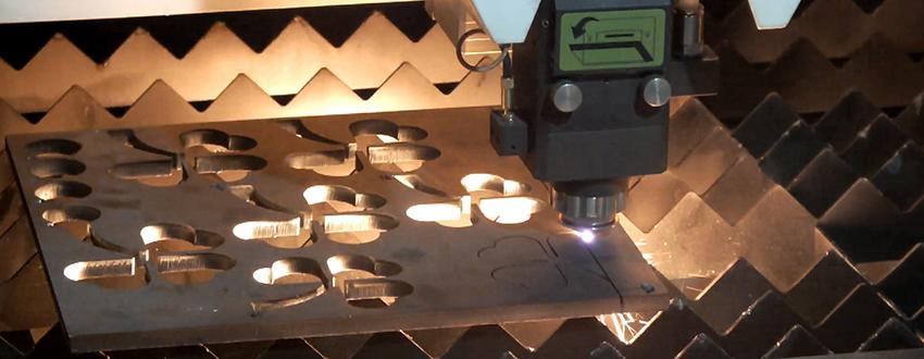 板材激光切割机切割碳钢,加引线切割