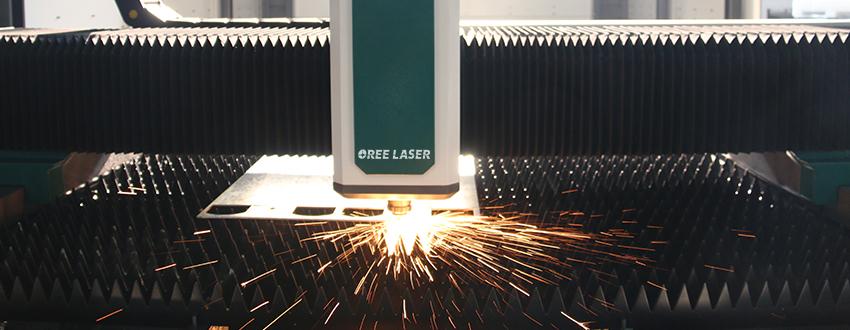 激光切割机加工钣金