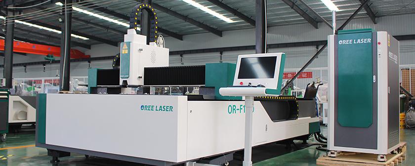 OR-F光纤激光切割机