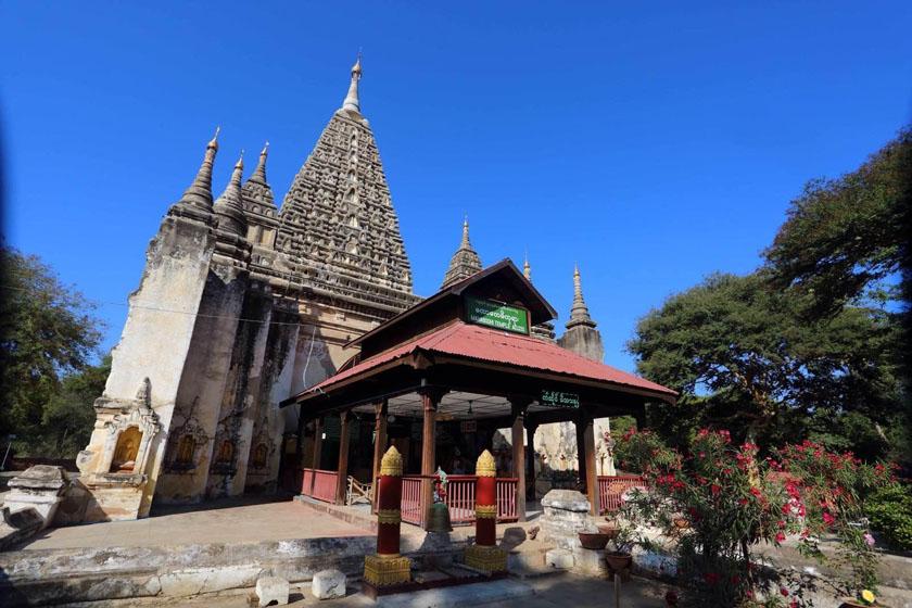 大菩提寺塔