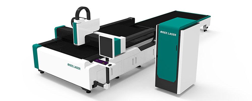 交换平台光纤激光切割机